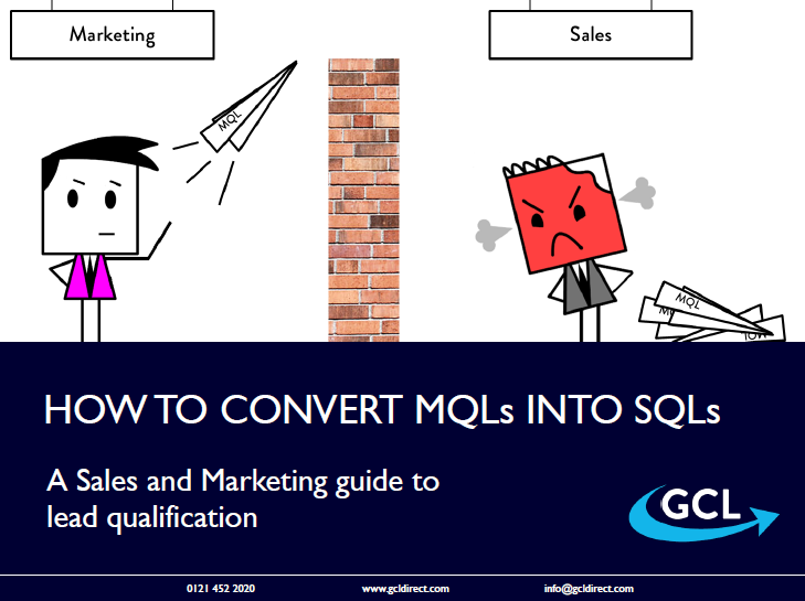 How to convert mqls into sqls